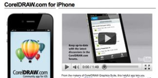 CorelDRAW-iphone