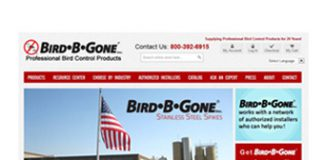 BirdBGone_WebSite