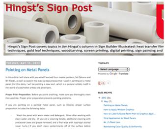 Hingst_Blog