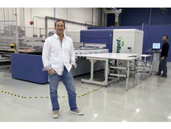 Proprint Services Finds Success With Inca Digital Sign