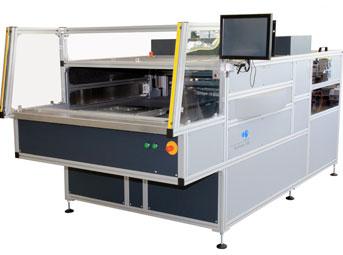 Lexjet Demos Canvas Wrap Production Machine Sign Builder