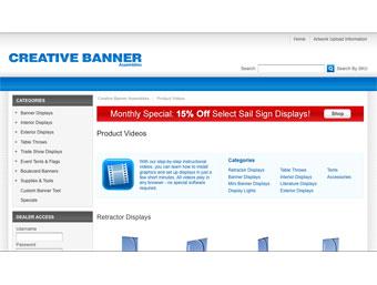 Creative-Banners-Screenshot