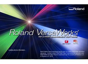 Roland VersaWorks 4 8