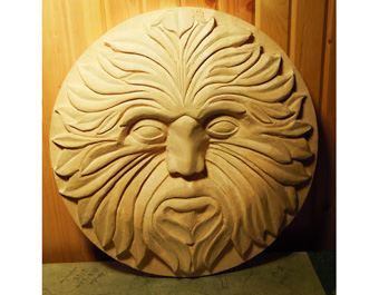 Hingst Green Man
