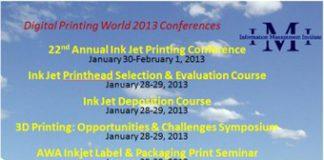 IMI DigitalPrintingWorld 2013