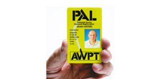 PAL card