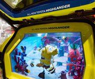 Aquarium Wrap SUV 2