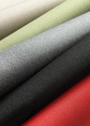 Framed Fabrics