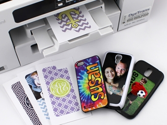 Condé Introduces Pre-Cut Sublimation Printing Paper for Cell Phone