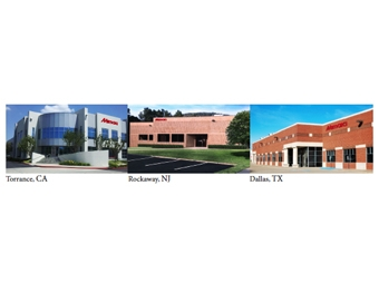 Mimaki Opens Three New Branches in CA, NJ, and TX - Sign