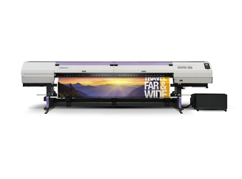 Mimaki USA Announces UJV55-320 Super Wide Format UV-LED Printer