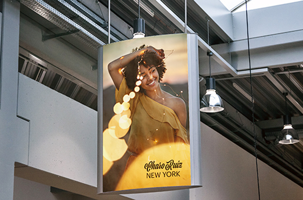 HP Durable Backlit Fabric: The Softer Solution for Backlit Signage