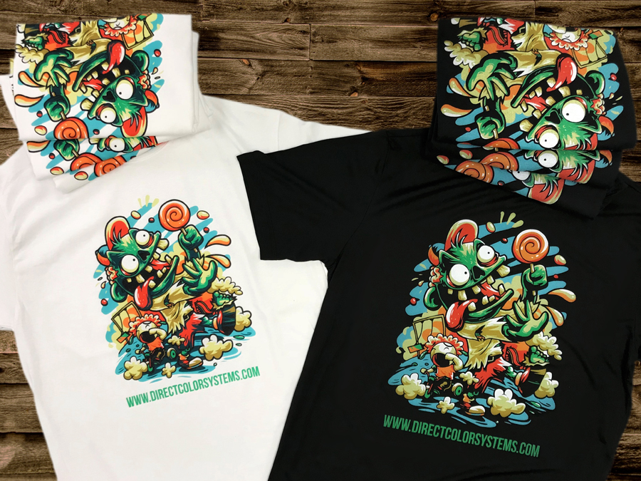 Sawgrass advice for boosting sublimation business profits for Uv t shirt printing