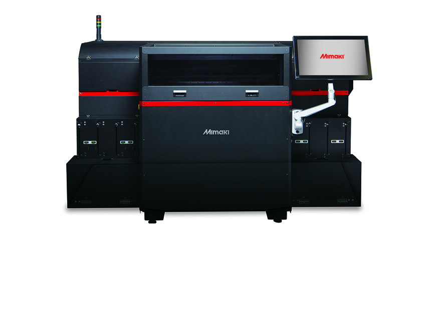 Mimaki USA Installs Its First Photorealistic 3D Printer in the