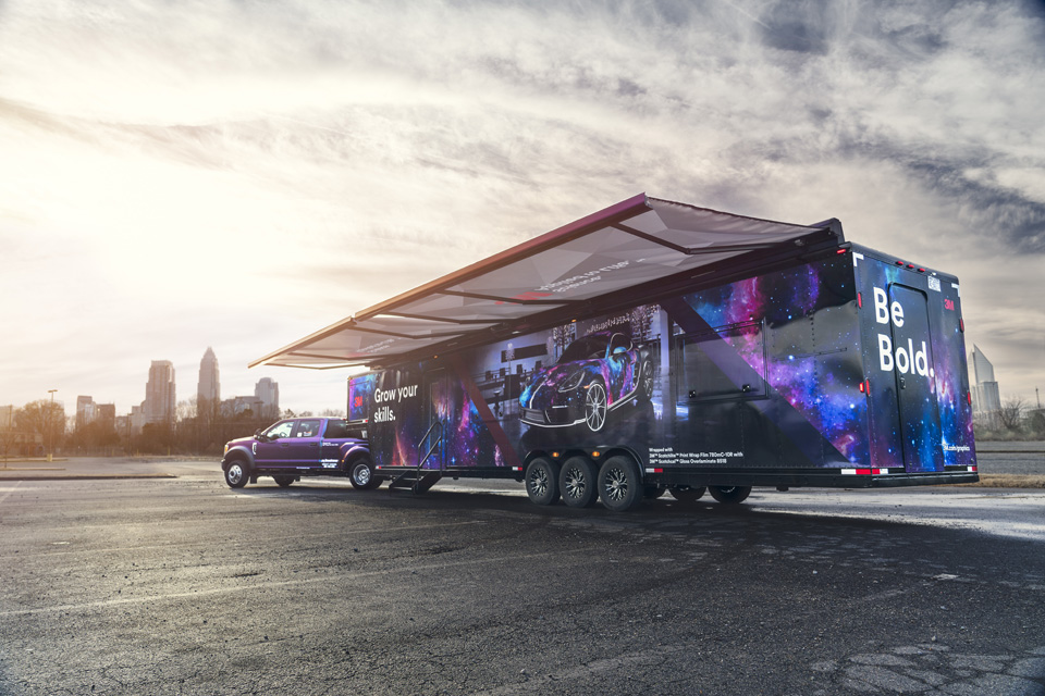 3M Launches Its First Mobile Training Vehicle - Sign Builder