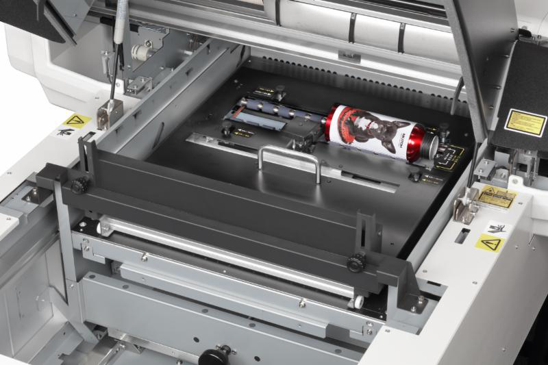 Mutoh America Now Shipping Rotary Attachment For Their