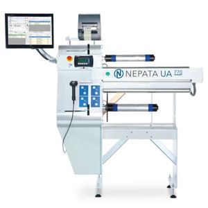 NEPATA UA770 30 inch SMART Rewinder/Trimmer