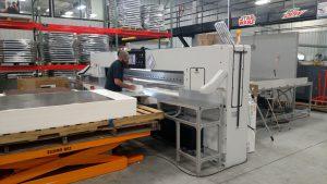 Britten Studios SABER X-15 Plus paper cutter