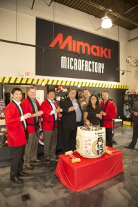 Mimaki USA Celebrates Grand Opening of Midwest Region