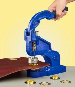 clipsshop® cstep-2 hand grommet press