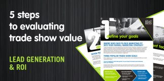 Nimlok Five Steps to Evaluating Trade Show Value