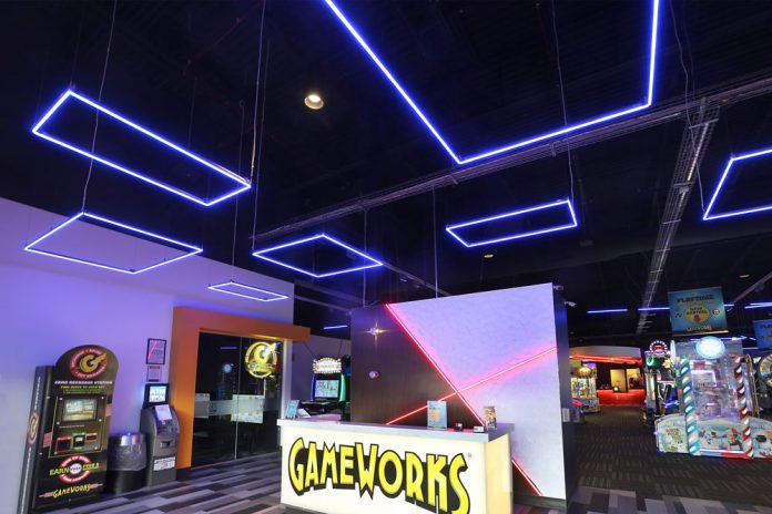 Gameworks iLight Plexineon