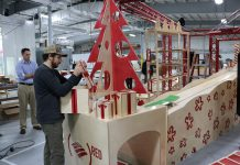 Rube Goldberg Experience Project (RED) Britten