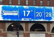 Daktronics Lamar Outdoor