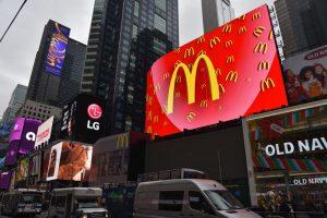North Shore Neon Sign Company McDonald's