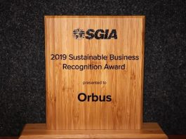 sustainable business award