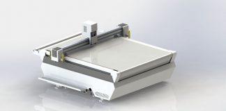 Colex Sharpcut SX1717 Flatbed cutter.