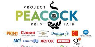 Project Peacock Print Fair