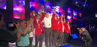 Ricoh 2019 SkillsUSA Competition