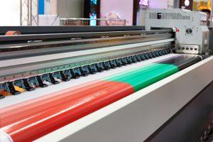 UV-LED printing
