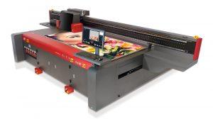EFI Pro 30f flatbed printer
