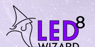 LED Wizard 8
