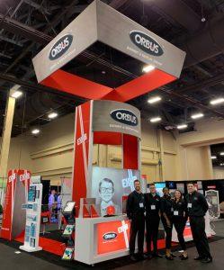 Orbus Printing United show