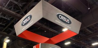 Orbus Printing United show