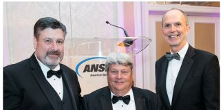 ANSI Award Presentation