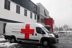Orbus blood donation