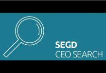SEGD CEO Search