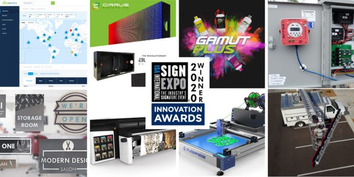 Sign Expo Innovation Award