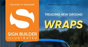 March 2020 Sign Builder Illustrated