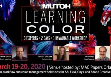 Mutoh ColorCasters Learning Color