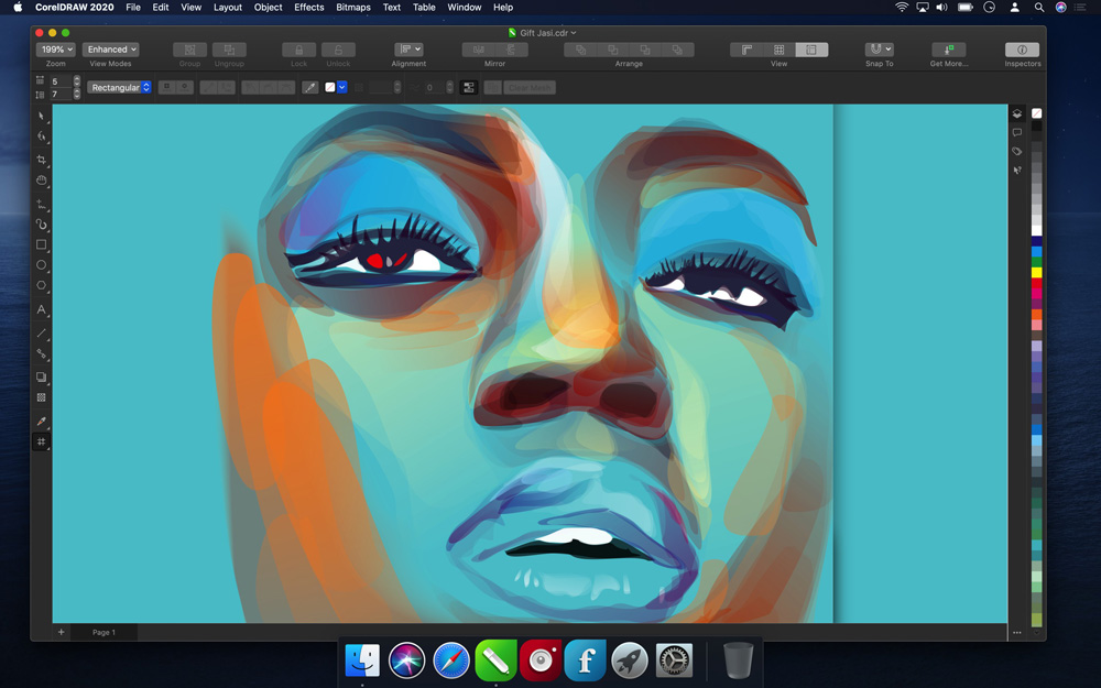 CorelDRAW Graphics Suite 2020