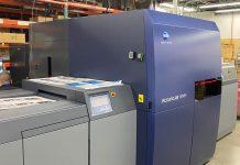 Konica Minolta AccurioJetKM-1 LED UV Inkjet Press