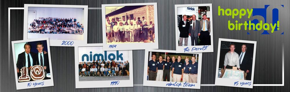 nimlok 50th anniversary