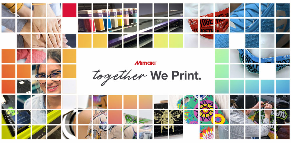 Mimaki USA Together We Print