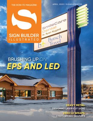 Sign Builder Illustrated April 2020