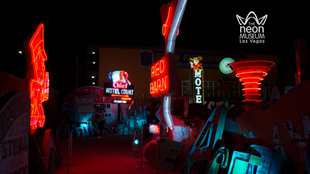 Neon Bonyard